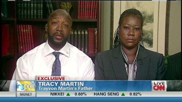 Trayvon's dad: Court system was betrayed