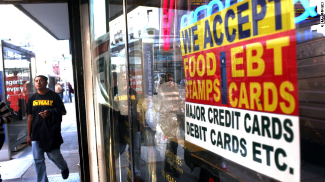 Food stamp cuts start Friday