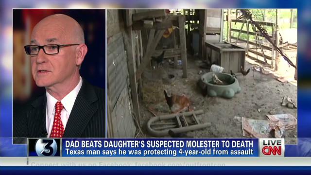 Father kills man abusing daughter