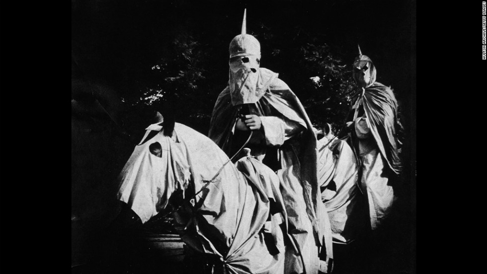 Actors in the silent film quot the birth of a nation quot released in 1915