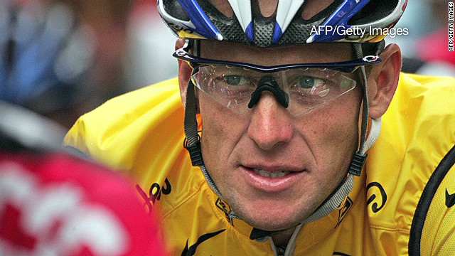 Lance Armstrong victim of vendetta?