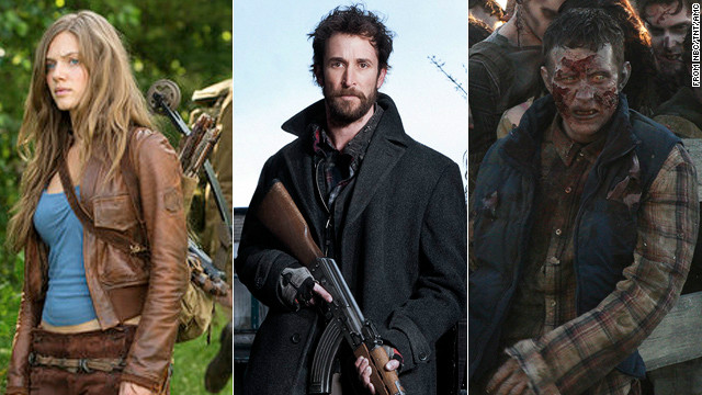 """Revolution,"" ""Falling Skies"" and ""Walking Dead"" are all bringing post-apocalyse action to the small screen."