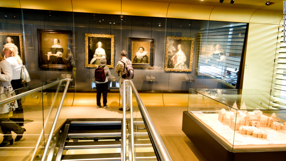 Schiphol certainly isn¹t the only airport to feature its own museum, but it was the world¹s first. The terminal houses an annex of the city's famed Rijksmuseum.