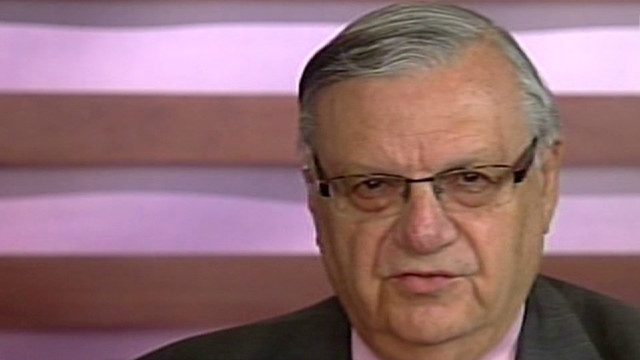 Get Real! Arpaio renews birther debate