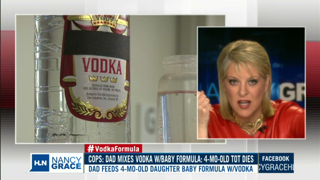 Nancy Grace: Vodka as murder weapon?