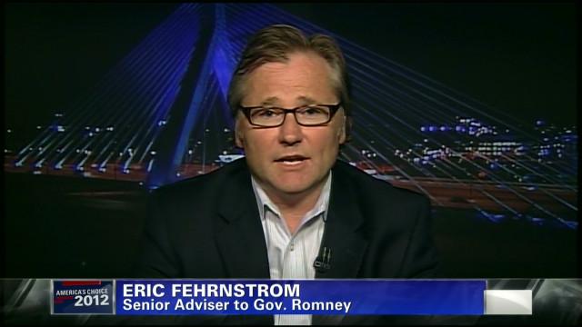 Romney adviser on Washington politics