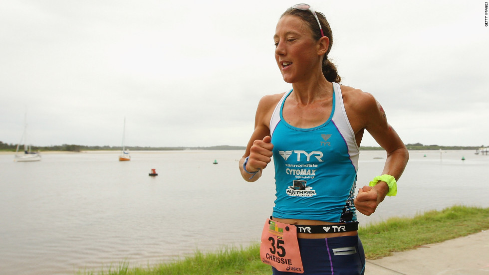 """Of all the body parts we train, none is more important than the mind,"" says Ironman champion Chrissie Wellington. ""It's when the discomfort strikes that (triathletes) realize a strong mind is the most powerful weapon of all."" <a href=""http://www.cnn.com/2012/07/13/health/mind-over-matter-wellington/index.html"">Read more of Wellington's advice</a>."