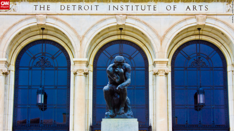 For art lovers and enthusiasts, the Detroit Institute of Arts features more than 100 galleries to enrich your creative heart. Founded in 1885, the museum also houses one of the largest art collections in the United States.