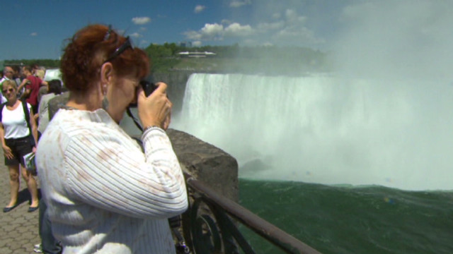 Daredevil set to traverse Niagara Falls