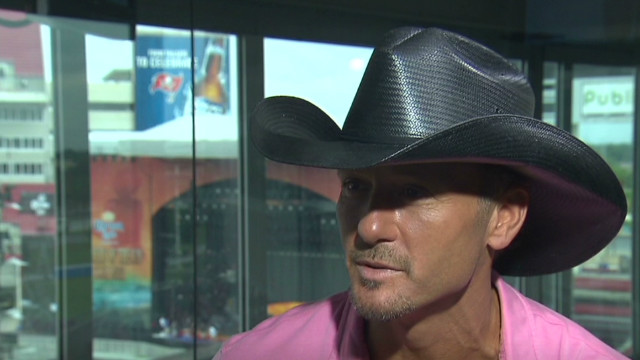 Tim McGraw reveals 3 keys to greatness