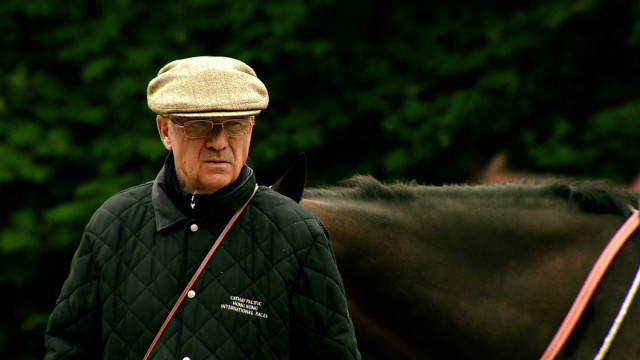 France's greatest horse trainer?