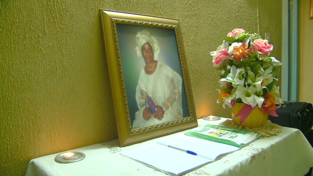 Nigerians grieve, worry about air safety
