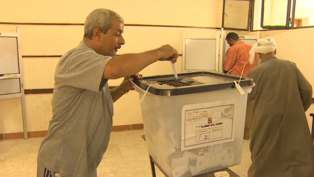 Debate booming among Egypt's voters