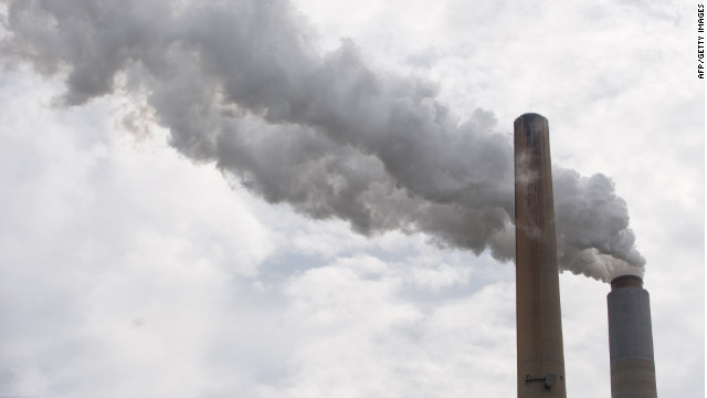 Coal-fired power plants are responsible for most of the mercury contamination in the air and water