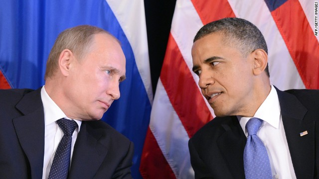 Tensions high between Obama, Putin