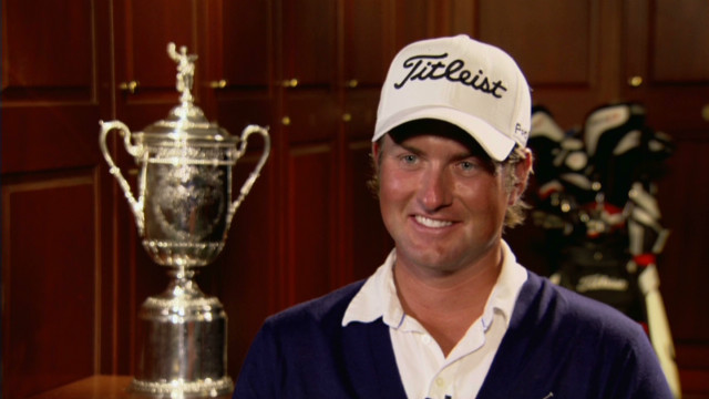 Simpson 'thrilled' with U.S. Open win