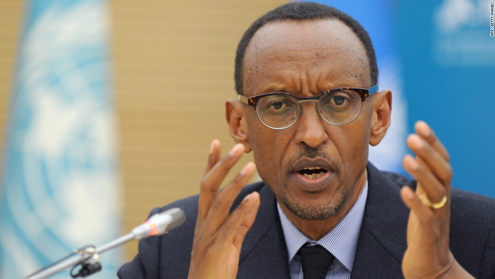 "President Obama phoned Rwandan President Paul Kagame in December 2012, underscoring that any support to M23 ""is inconsistent with Rwanda's desire for stability and peace."" Kagame denies backing M23."