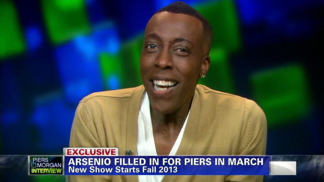 2012: Arsenio Hall returning to late night