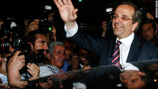 Will Greece reach a coalition deal?