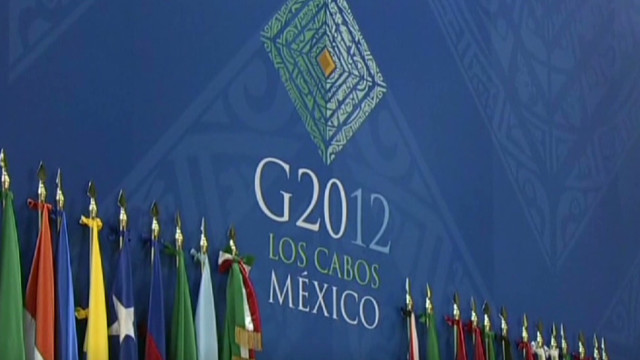 G-20 summit aims for economic recovery
