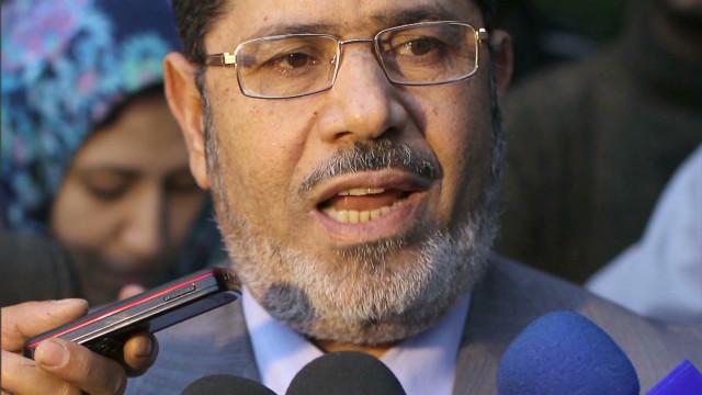 Who is Egypt's Mohamed Morsi?