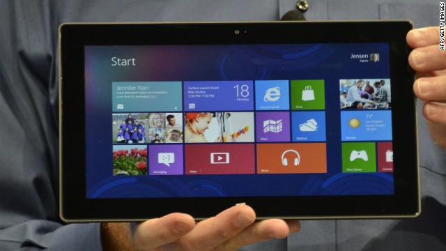 Is Microsoft's Surface an iPad killer?