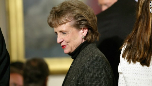 Former White House counsel Harriet Miers was cited for contempt in 2008.