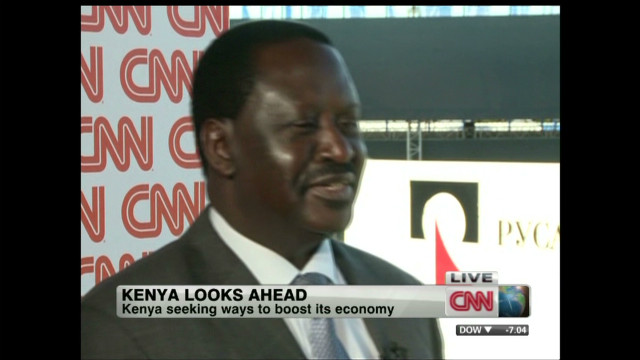 Kenya Looks Ahead
