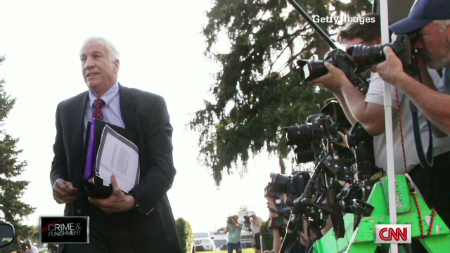 Pivotal moments in Sandusky trial