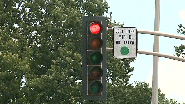 Cops post red light runners on Facebook