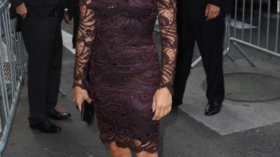 """Penelope Cruz attends the screening of """"To Rome With Love"""" in New York City."""