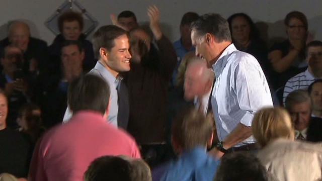 Rich: Rubio not Romney's veep