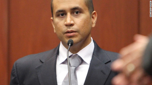 Zimmerman gives first TV interview