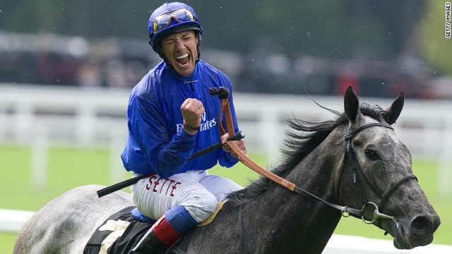 Frankie Dettori is facing an investigation after a positive test at a meeting at Longchamps in September