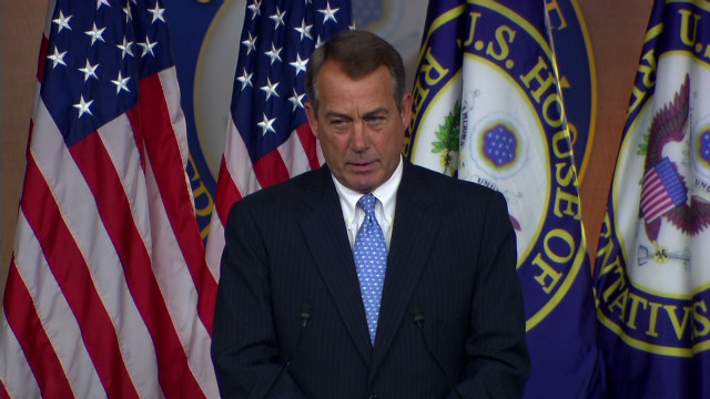 Boehner defends Holder contempt vote