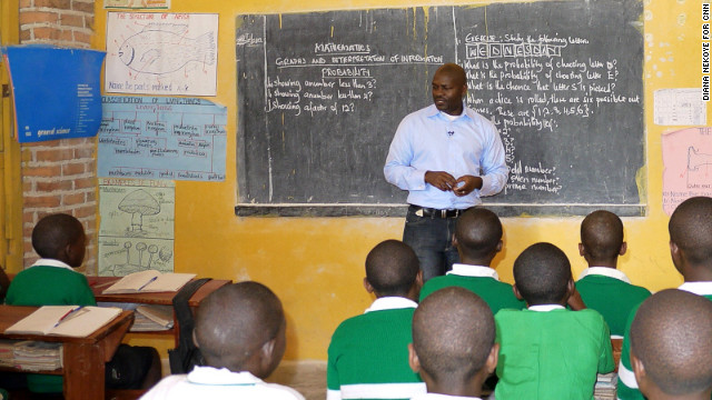 CNN Hero: Jackson Kaguri
