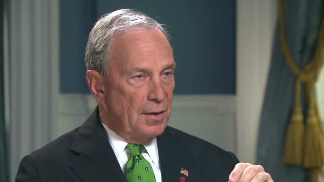 Bloomberg on soda ban