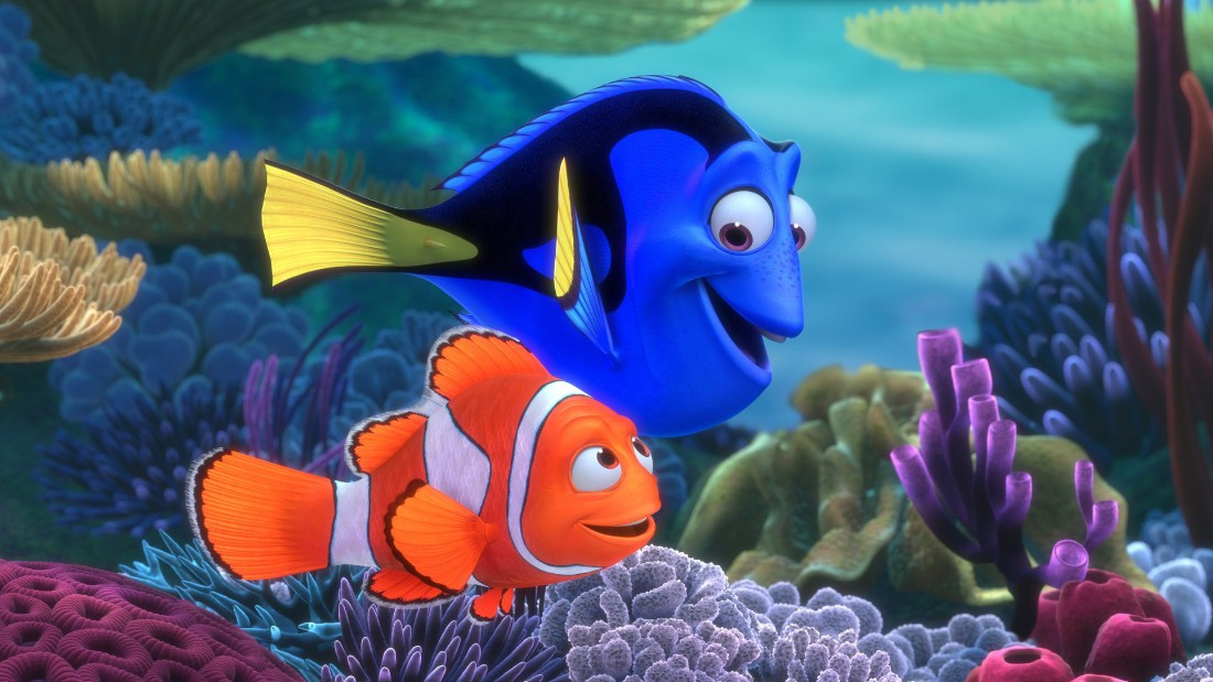 """Finding Nemo's"" Dory, who starred in the 2003 Pixar film, might suffer from short-term memory loss, but the brave little regal tang wasn't afraid to stand up to sharks, jellyfish and whales on the way to P. Sherman, 42 Wallaby Way, Sydney."