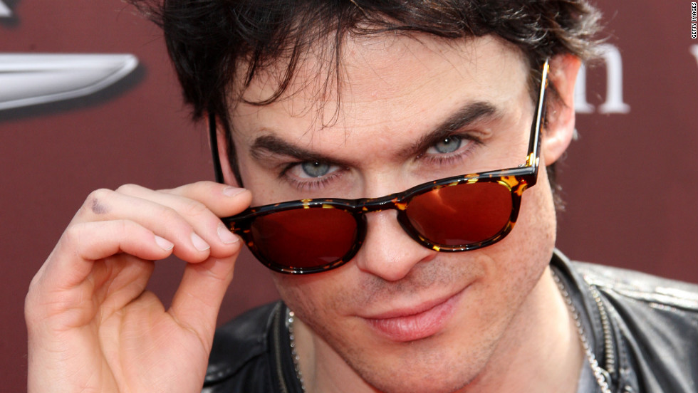 "Known for his work on ""The Vampire Diaries,"" a job that requires him to balance sexiness with bad behavior, Ian Somerhalder was an obvious pick to several fans. There was so much desire to see Somerhalder cast that <a href=""http://www.eonline.com/news/349983/ian-somerhalder-responds-to-fifty-shades-of-grey-casting-rumors"" target=""_blank"">there was a persistent rumor he had been, in fact, cast as Christian Grey.</a>"
