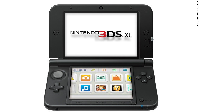 The Nintendo 3D XL, with 90% bigger screens, will be released later this summer. It will retail in the United States for $199.