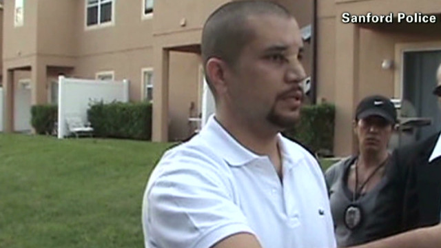 How re-enactment video affects Zimmerman