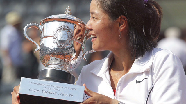 Li Na: So much comes after Grand Slam