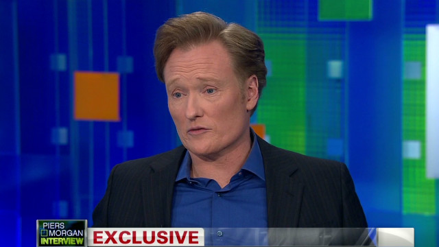 Watch Conan O'Brien discuss bouncing back from 'Tonight'