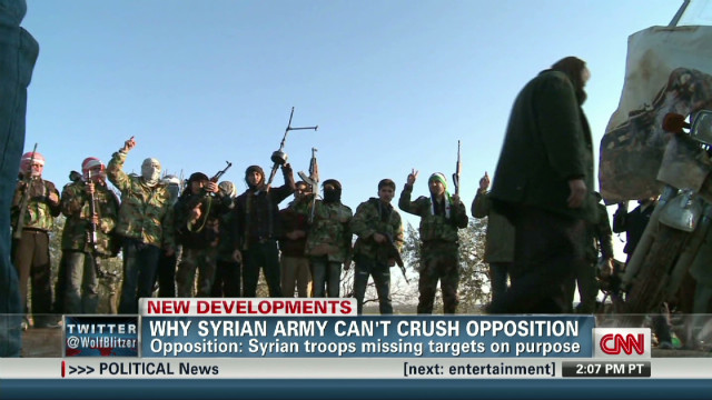 Syrian opposition forces