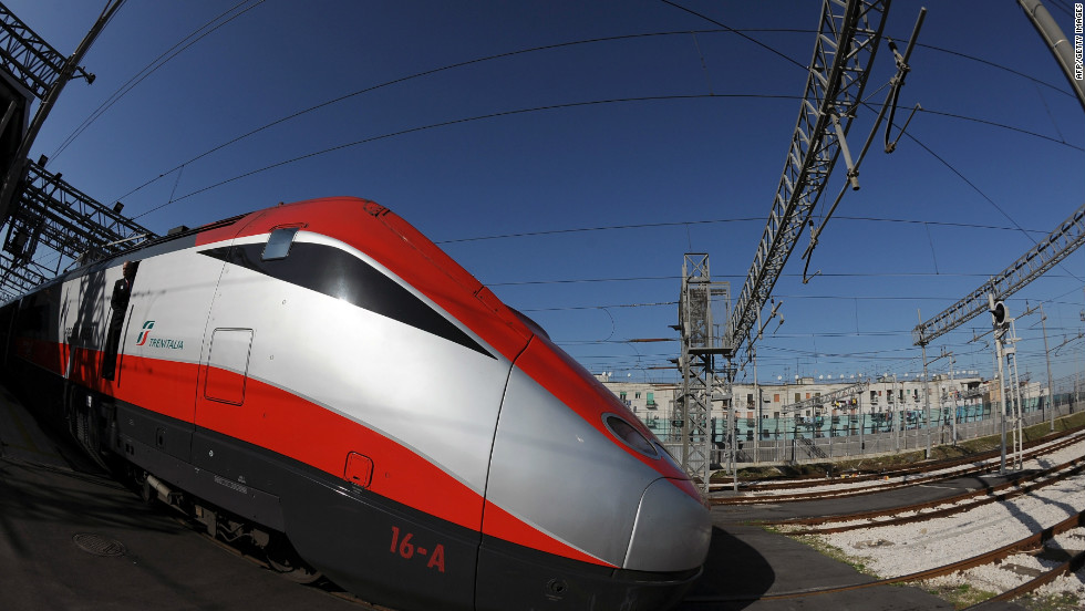 State-run Trenitalia has spent $100 million upgrading the interiors of its Frecciarossa (Red Arrow) high-speed trains, as well as introducing free Wi-Fi.