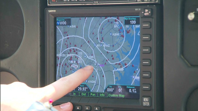 NTSB: Airplane radar not always accurate