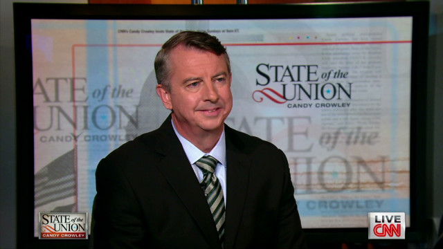 Gillespie on Romney's record at Bain