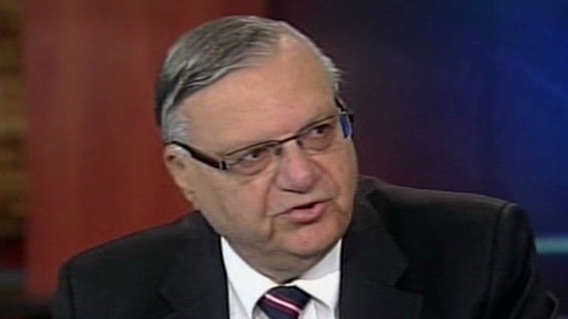 Arpaio: We'll continue to enforce laws