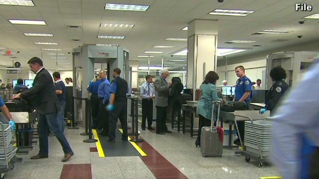 Get Real! TSA metal detector fail