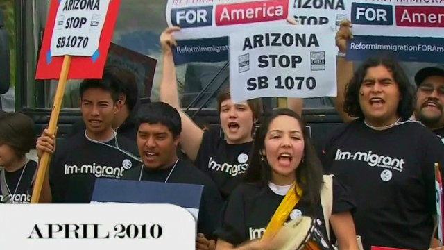 Voices of Arizona immigration